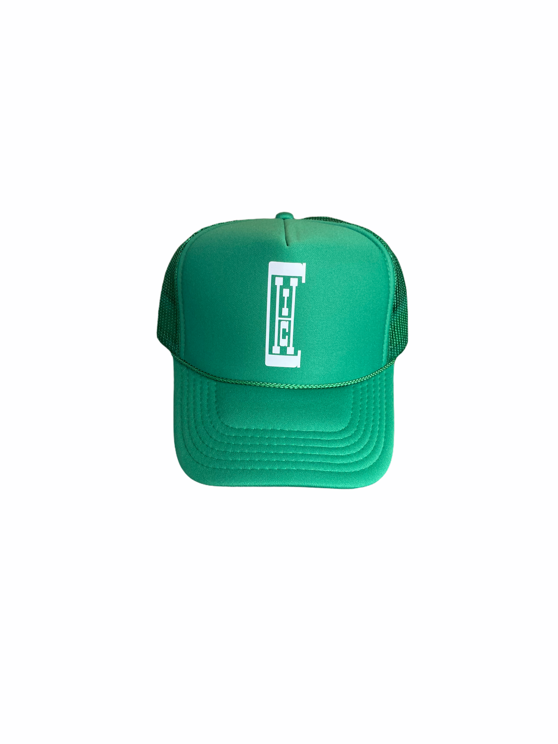 Go Chic Trucker (Green)