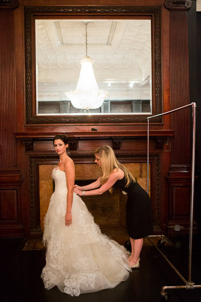 Bridal Stylist Service - Fitting