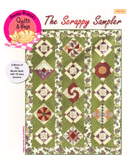The Scrappy Sampler pattern