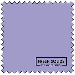Fabric, Fresh Solids Lavender CAM214-0063