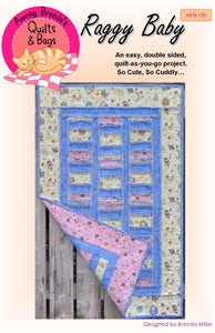 Pattern, Raggy Baby Quilt