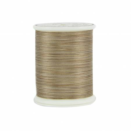 King Tut Assorted Colors Cotton Quilting Thread 3-ply 40wt 500yds