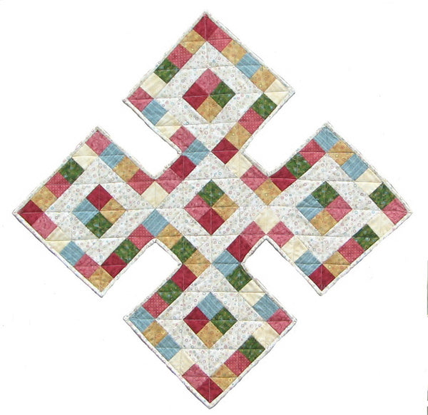 Pattern, Crossroads Table Runner