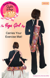 Pattern, Yoga Girl Bag