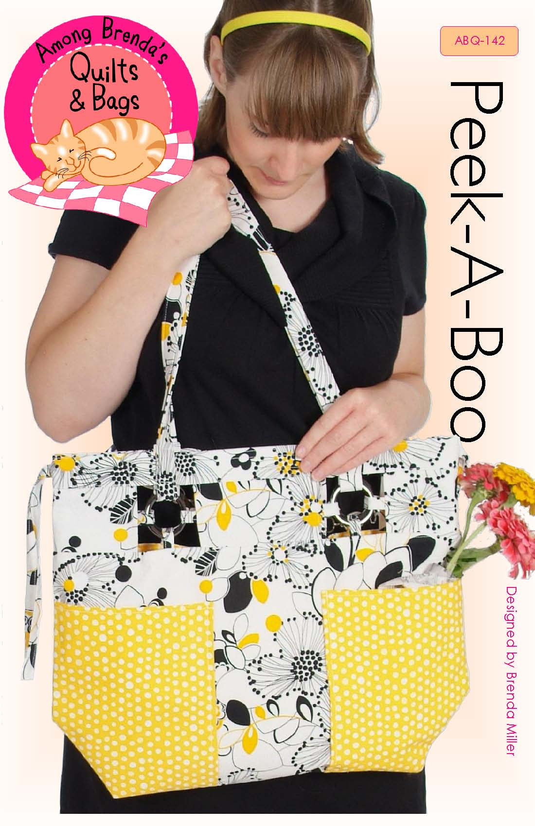 Pattern, Peek-A-Boo Bag