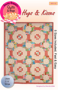 Pattern, Hugs 'n Kisses, multi-sized