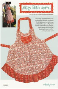 Pattern, Sassy Little Apron