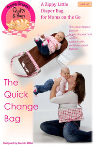 Pattern, Quick Change Bag