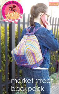 Pattern, Market Street Backpack