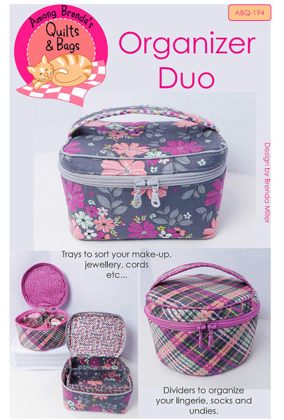 Pattern, Organizer Duo