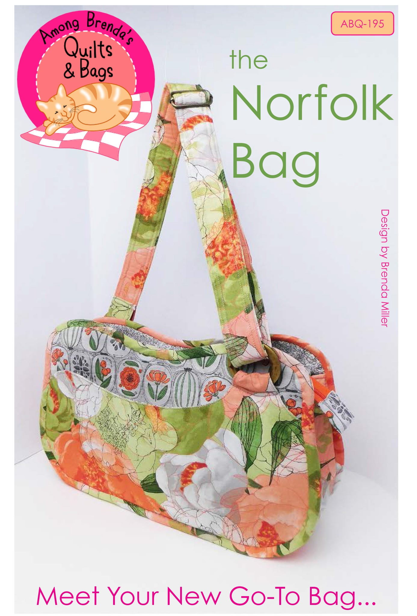 Pattern, Norfolk Bag