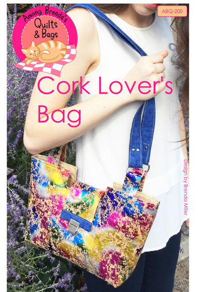 Pattern, The Cork Lover's Bag