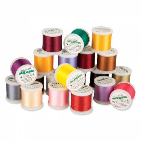 Madeira Potpourri Embroidery Thread Value Pack Rayon