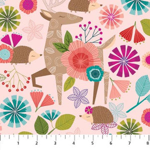 Fabric, Forest Frolic 23099-21