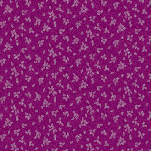 Fabric, Silhouette, Off Beat Tiny Leaves 2399086