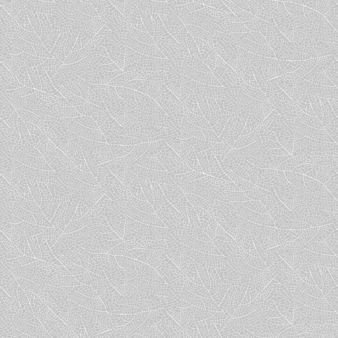Fabric, Silhouette, Gray Leaf Texture 23991 92