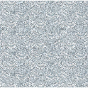 Fabric,  William Morris, Larkspur 2681C-02