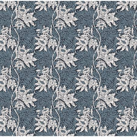 Fabric,  William Morris, Tulip & Willow 2681C-03
