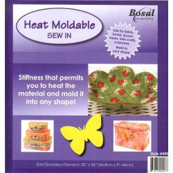 Bosal Heat Moldable Sew-In #490