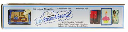 "Fusible Web, Lite Steam-a-Seam 2, 24"" wide"