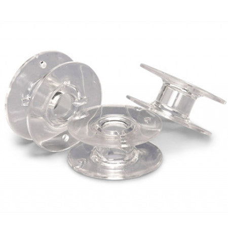 Sewing Machine Accessory, Plastic Bobbins Class L, ESG-BOB