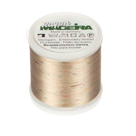 Rayon Machine Embroidery Thread - Variegated Colors,  40wt 220yds