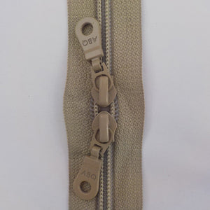 "30"" Double Pull Designer Bag Zipper"