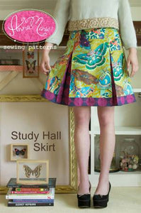 Pattern, Study Hall Skirt