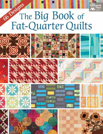 Book, Big Book of Fat-Quarter Quilts
