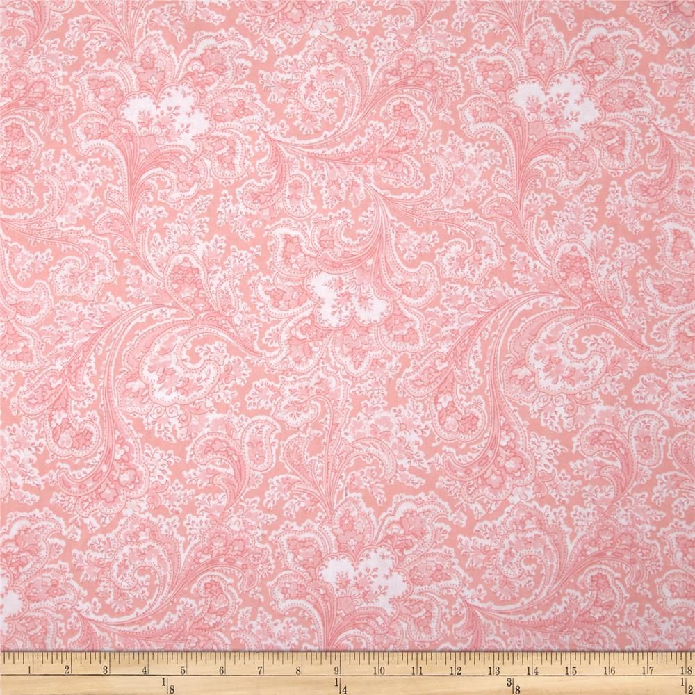"Fabric, Wide Back 108""  Pink 2283W-02"