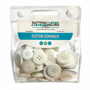Button, Grab Bag Ivory