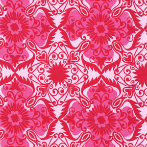 Fabric, Camellia Pink (Slight Imperfection in fabric)