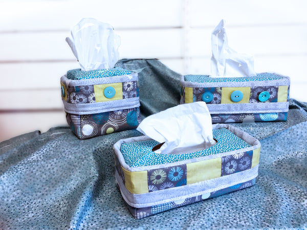 Pattern, Tissue Box Tubbies