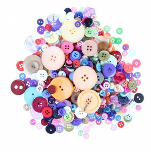 Button, Small Button Grab Bag Mixed