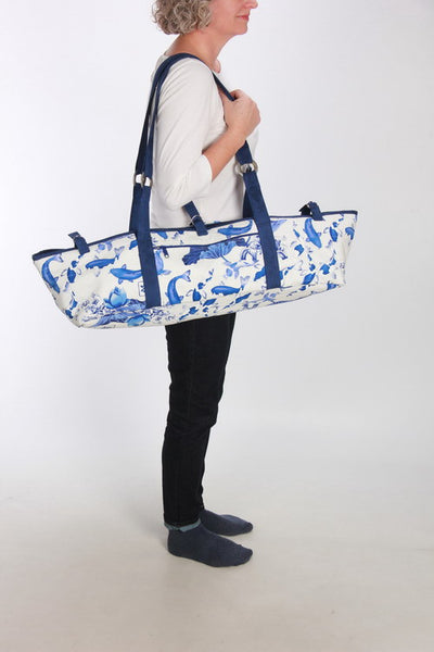 Pattern, Yoga Fitness Bag