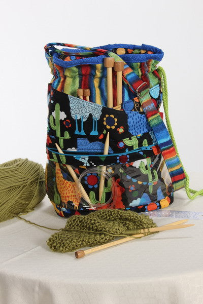 Pattern, Woolly, Woolly Bag - a knit kit