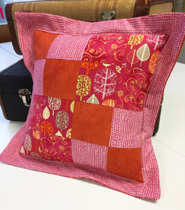 Patchwork Pillowcase - A March Break Class