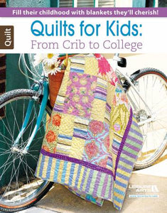 Book, Quilts For Kids: Crib to College
