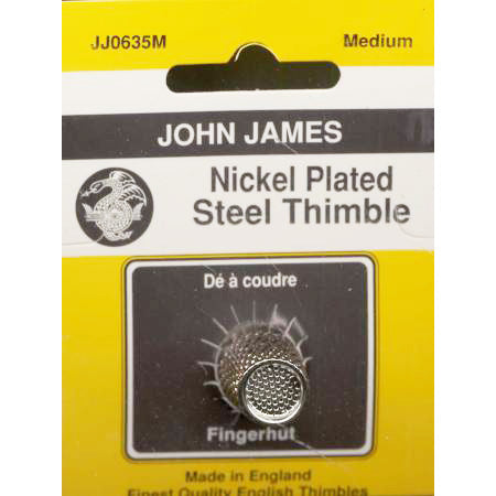 Thimble, Medium