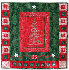 Pattern, Noel Advent Calendar
