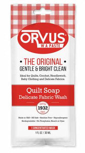 Orvus Delicate Fabric Wash