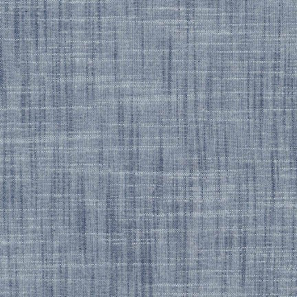 Fabric, Manchester Linen Look Steel 15373-185
