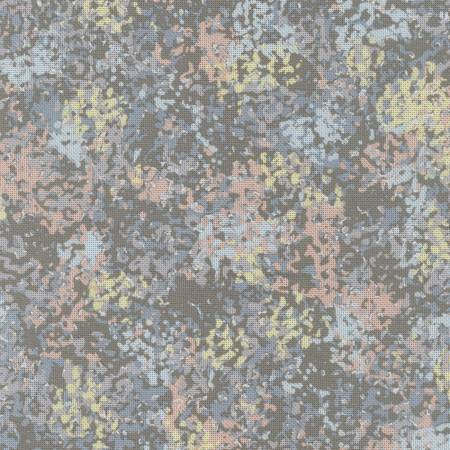 Fabric, Moonlight Garden Floral w/Metallic # SRKM19005238