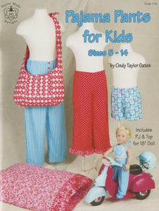 Book, Pajama Pants for Kids