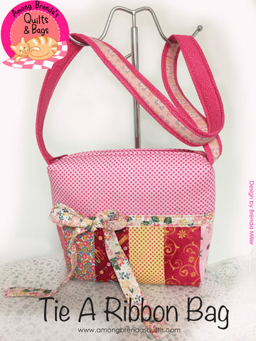 Tie A Ribbon Bag
