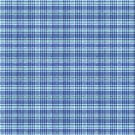 Fabric Flannel ,Primo Plaids Aunt Grace U097-0150 Blue