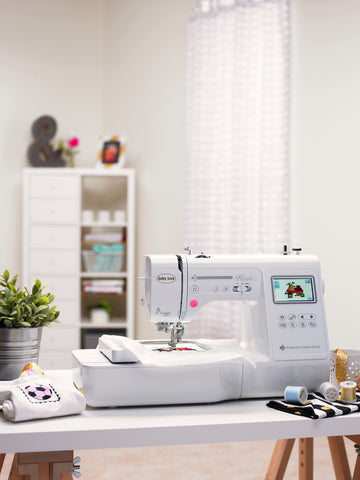 Sewing Machine, Verve - Sewing and Emboidery