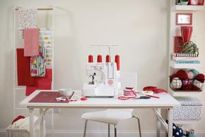 Sewing Machine, Vibrant - Serger