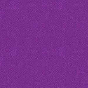 Fabric, Eggplant Tonal Thistle Patch Collection Y3070-45