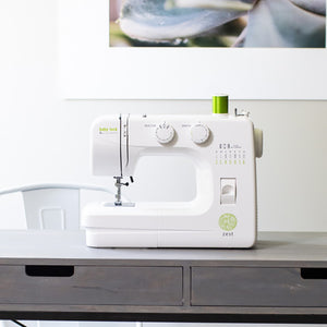 Sewing Machine, Zest